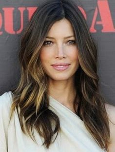 black hair with highlights | Dark hair with highlights underneath pictures 4