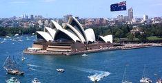 1973 Inaugurato il Sydney Opera House