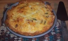 Squirrel Head Manor: When Brandied Eggnog gives you a buzz..... counter with Donna Hay's Quiche ♥ Pastry Shells, Tart Shells, Quiche Recipes, Sausage Recipes, Potluck Themes, Quiche Dish, Simple Green Salad, Shortcrust Pastry, Smoked Ham