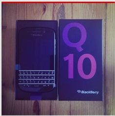 Dave Greenway's 20-word review: Here's the BlackBerry Q10