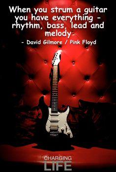 David Gilmore - Pink Floyd