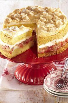 Rebarbora milovaná i nenáviděná. Dejte ji do koláče, salátu či nápoje Cheesecake, Drinks, Food, Drinking, Beverages, Cheesecakes, Essen, Drink, Meals