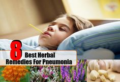 Remedies For Pneumonia