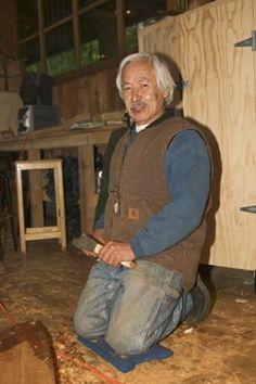 Native Artist Nathan Jackson (Alaska)