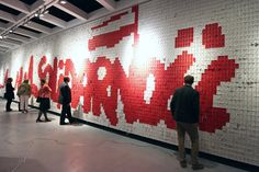 European Solidarity Centre – Permanent Exhibition – Studio 1:1