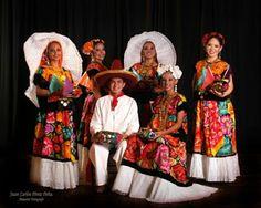 Ballet Folklorico De Jalisco Mexico | LAS TEHUANAS