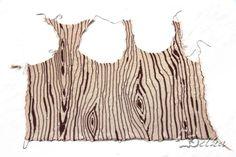 Woody vest. История создания.