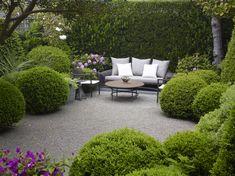 Presidio Heights Secret Garden, designed by Elizabeth Everdell San Francisco
