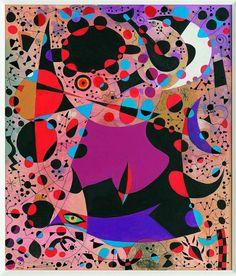 juan miro images | ... Beauty Smashing Records by Juan Miro | ART: Fine Art, Illustrati