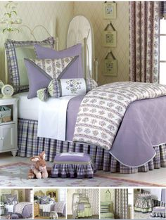 Lily Bedset