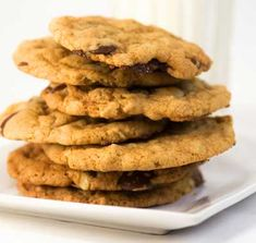 Cherry Oatmeal Cookies   The Saturday Evening Post