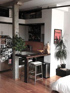 kitchen arrangement - B L O O D A N D C H A M P A G N E . C O M: