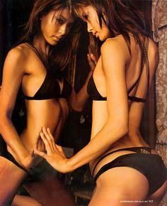 Asian Female Bikini 45