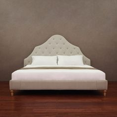 Alice Button-tufted King-size Bed | Overstock™ Shopping - Great Deals on Beds