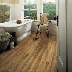 After Pergo Laminate Flooring Walnut | Pergo Design Ideas, Pictures,  Remodel, And Decor