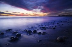 Onofre Beach by John Souza