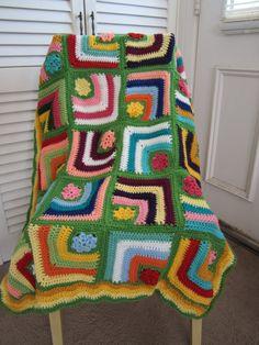 crochê :lindas manta de crochê inspiração