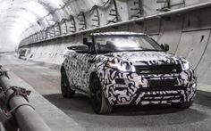 Land Rover Evoque Convertible launch 2016 @RajaMobil.com
