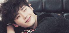 the beautiful side of life - Lee Jong-Suk    via Tumblr