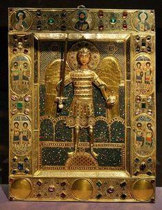 Byzantium at the Royal Academy