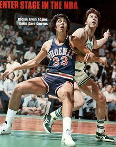 "Alvan Adams (""Oklahoma Kid"")- Phoenix Suns"