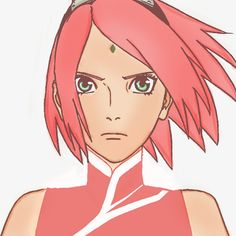 Sakura in ''the last''
