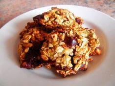 Ciasteczka owsiane fit - bez maki i bez cukru - Kucharka w baletkach