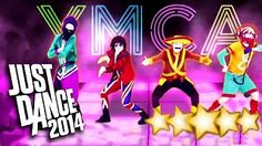 y m c a just dance - YouTube