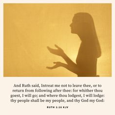 Top 25 Most Popular Bible Verses in Ruth