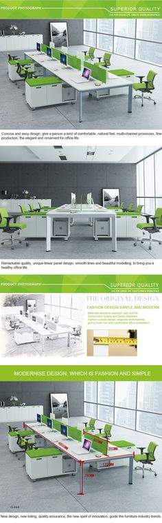 Factory wholesale price big lots office furniture modular office workstation panel systems