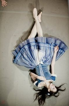 Giselle's dress... Blue Belle