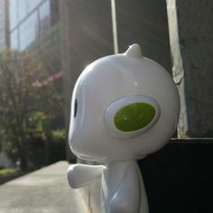 Ollie hanging out in the afternoon sun outside the OPPO office. Would you guys like to see more?