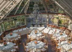 Springwood Conference Center - Awesomely gorgeous Glass Atrium http://www.pittsburghwedding.com/pittsburgh-real-weddings-at-springwood-conference-center/ Pittsburgh wedding venues and wedding reception locations in Pittsburgh, PA