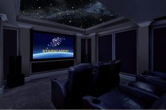 Cozy Small Movie Room Design Ideas For Your Happiness Family 368 Home Theater Decor, At Home Movie Theater, Home Theater Rooms, Home Theater Design, Home Theater Seating, Cinema Room, Small Room Design, Family Room Design, Home Entertainment