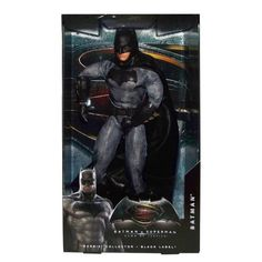 Barbie Collector Batman vs. Super Dawn of Justice Batman