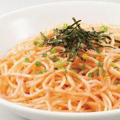 たらこ(明太子)スパゲッティ*Cod roe spaghetti