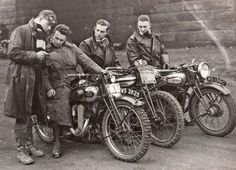 1935 Levis Classic Motorcycle Pictures