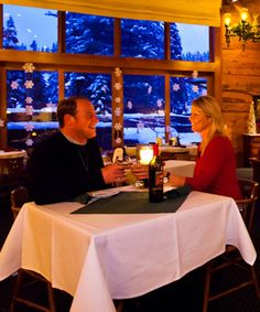 Lake Tahoe Dining - Granlibakken Conference Center & Lodge - Tahoe City, CA