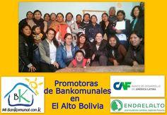 Salomón Raydán: Bankomunales en El Alto Bolivia