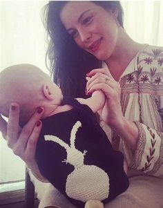 Liv Tyler became a mom for the second time on Feb. 11, 2015, when she gave birth six weeks early to son Sailor Gene Gardner with boyfriend Dave Gardner, a British soccer agent who's also BFF with David Beckham. The lucky boy has two big brothers to look up to: Liv's son Milo Langston from her marriage to Spacehog rocker Royston Langston, and Dave's son Miles from his marriage to British actress and socialite Davinia Taylor.