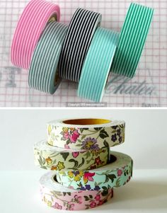 the pretties washi tape!