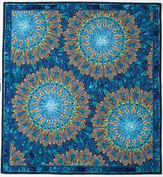 Kaleidoscope quilts
