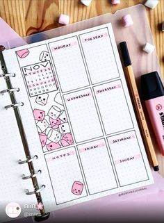 Best PINK THEMED bullet journal spread ideas for inspiration! - Best Pink Themed Bullet Journal Spread Ideas For 2020 - Crazy Laura Bullet Journal Tracker, Bullet Journal School, Bullet Journal Inspo, Bullet Journal Doodles, Bullet Journal Headers, Bullet Journal Month, Bullet Journal Banner, Bullet Journal Writing, Bullet Journal Cover Page