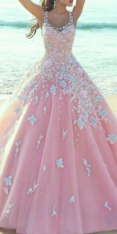 Simple Prom Dresses, new arrival prom dress modest prom dress pink prom dresses pink ball gowns pink quinceanera dresses ball gowns quinceanera dresses LBridal Quince Dresses, Pink Prom Dresses, Modest Dresses, Ball Dresses, Pretty Dresses, Elegant Dresses, Beautiful Dresses, Pink Ball Gowns, Wedding Dresses