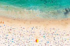 Beautiful Coogee Beach Horizontal print by @graymalin @ohjoy #aframedadventure
