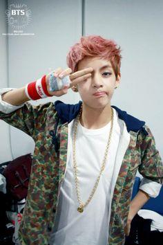 ( V ) ♥ ~ BTS Fancafe @ Show Champion & Staff Diary 06/11/13