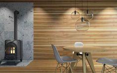 Pareti in legno: soluzioni pratiche e di design per la casa - Le pareti in legno…