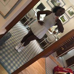Kinda in love with my wimbledon dress @nikecourt #audemarspiguet #nikecourt