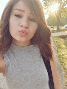 Hi! I'm Hailey! I'm 1/5 of The Fab Five! Go follow our YouTube! Link in the bio!