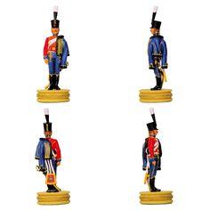 Soldado del 9° Regimiento de Húsares (Altaya - Ajedrez de Napoleón) Subido desde www.elgrancapitan.org